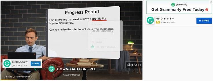 video remarketing przykład